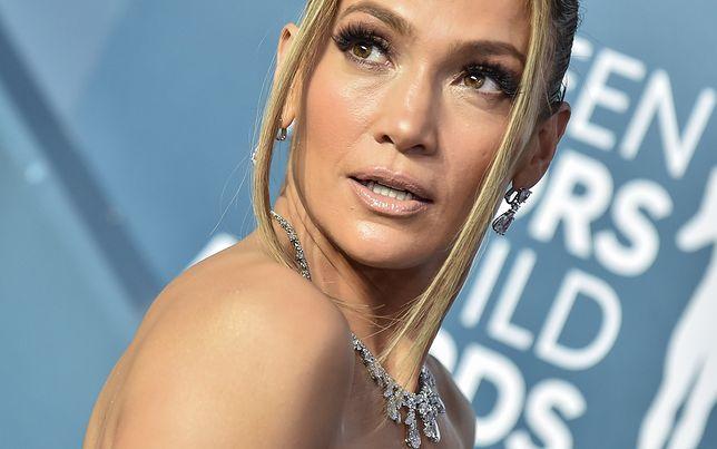 Ciekawe, jaka byłaby reakcja J.Lo, gdyby dowiedziała się o tym zdjęciu...