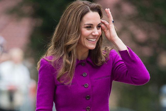 Kate Middleton pomagała w szpitalu