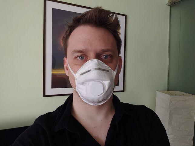 Tzw. maski budowlane chronią przed koronawirusem - o ile mają odpowiednie oznaczenia