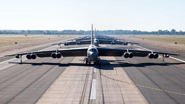 B-52 - ważna część historii Sił Powietrznych USA