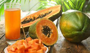 Papaja - egzotyczne źródło zdrowia