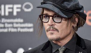 Gorąco podczas konferencji. Sprowokowany Johnny Depp nie wytrzymał