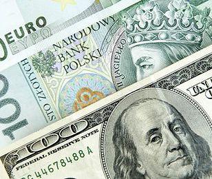 Dolar już droższy od franka. Kurs rośnie siódmy dzień z rzędu