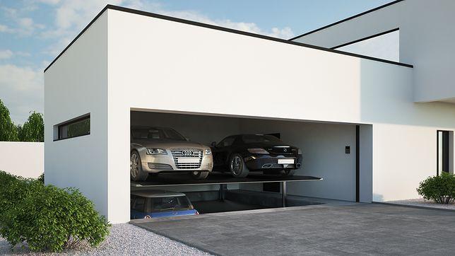 W garażu zmieści się więcej samochodów