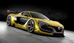 Renault R.S. 01 - nowe auto Roberta Kubicy