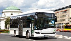 "Polski Solaris Urbino electric zdobywa tytuł ""Bus of the Year 2017"""