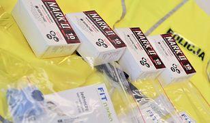 Policja kupuje więcej narkotestów
