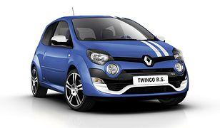 Renault Twingo R.S.: miejski sportowiec