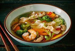 Zupa wonton - skąd pochodzi, jak ją przyrządzić?