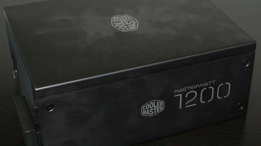 Zasilacz za 2000 PLN! Cooler Master MasterWatt Maker 1200, czyli mała elektrownia pod biurkiem