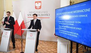 Warszawa, 26.02.2019. Konferencja MS na temat ściągalności alimentów do Funduszu Alimentacyjnego.