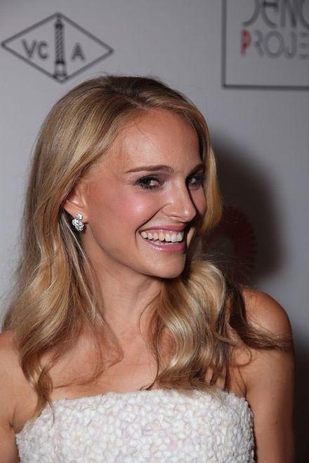 Natalie Portman blondynką! Wciąż piękna?