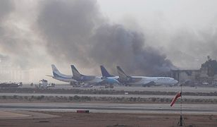 Atak na lotnisku w Karaczi. Nie żyje 28 osób