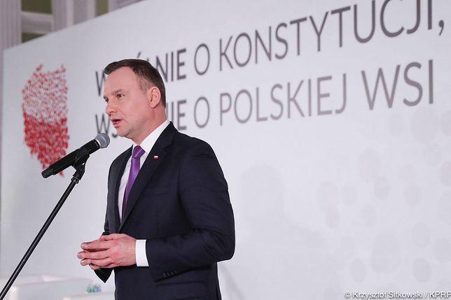 Prezydent Andrzej Duda pozwolił sobie na retorykę, której wyborcy mogą mu nie wybaczyć.