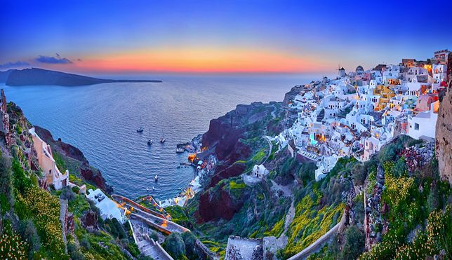 Wyspy Jońskie i Egejskie. Raj dla fanów kultury greckiej i włoskiej
