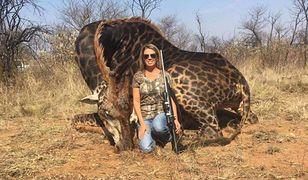 Burza po publikacji zdjęć z martwą żyrafą. Na Amerykankę spadła fala hejtu