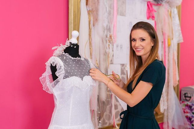 Przerabianie sukien ślubnych to wyzwanie.