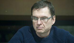 Białoruś. Andrzej Poczobut trafi do surowszego aresztu