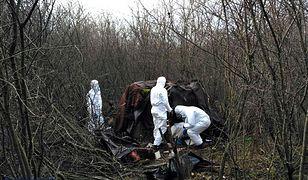Bogusław K. i Dariusz S. przetrzymywali porwane dla okupu dzieci w metalowej skrzyni na działce