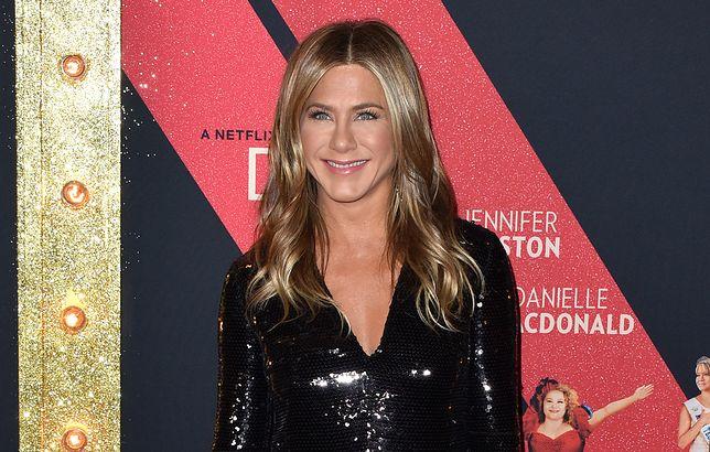 Jennifer Aniston nie boi się upływającego czasu
