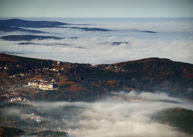 Karpacz i okolice. Atrakcje jesienią