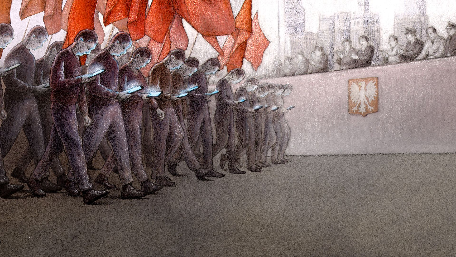 Przepis na koszmar: jeden naród, jedna partia, jeden wódz