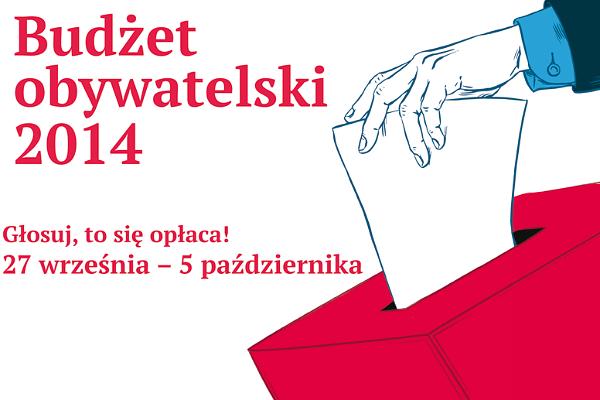 Krakowianie zdecydują na co przeznaczą 4,5 mln zł