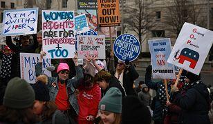 W sobotę odbył się 4. Marsz Kobiet w USA. Protestowano przeciwko polityce Donalda Trumpa