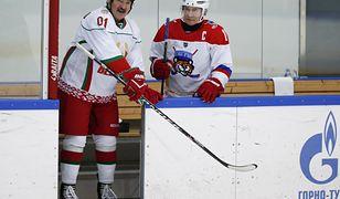 Aleksandr Łukaszenka i Władimir Putin.