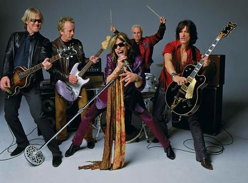 Aerosmith fot. Sony Music Aerosmith fot. Sony Music