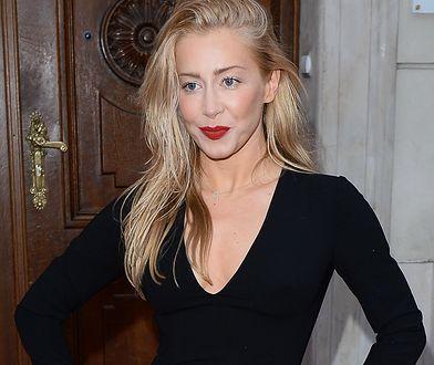 Kasia Warnke od lat jest blondynką. Ale lubi kombinować z fryzurami