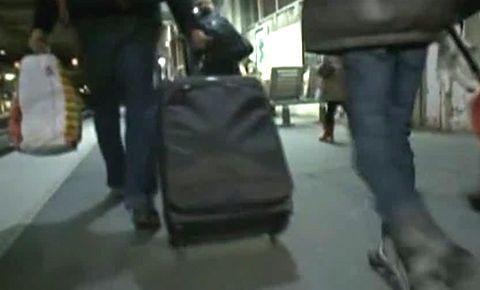 """13-godzinne opóźnienie """"piekielnego pociągu"""" - film"""