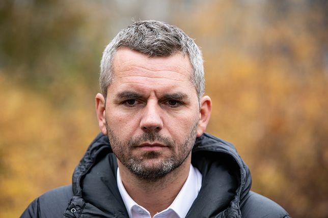 Maciej Konieczny twierdzi, że nie ma skłonności do radykalizmu. Był na prawicy, teraz jest w Razem