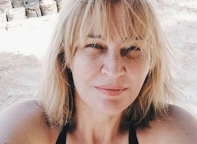 Anna Puślecka zamierza wygrać z rakiem
