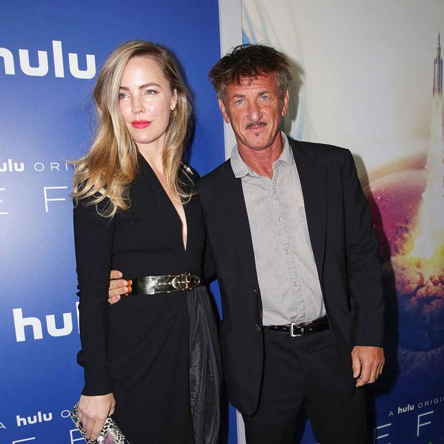 "Melissa George i Sean Penn na premierze ""The First"""