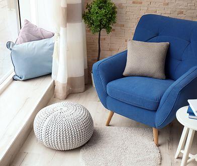 Fotel może odmienić nudne wnętrze