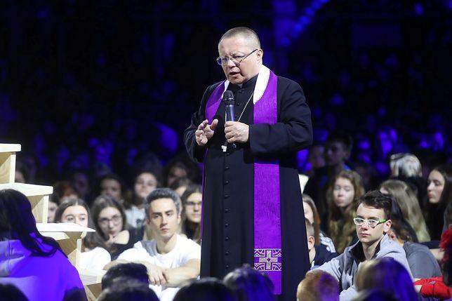 Koronawirus. Abp Grzegorz Ryś apeluje o finansowe wsparcie szpitala