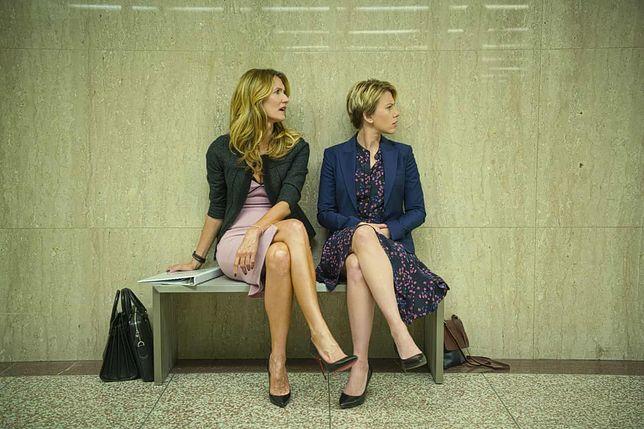 """Laura Dern i Scarlett Johansson w """"Historii małżeńskiej"""" na Netfliksie"""
