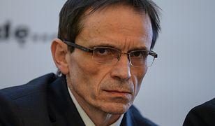 Krzysztof Bukiel ocenił głodówkę lekarzy. Jego zdaniem to lepsza forma protestu niż odchodzenie od łóżek pacjentów