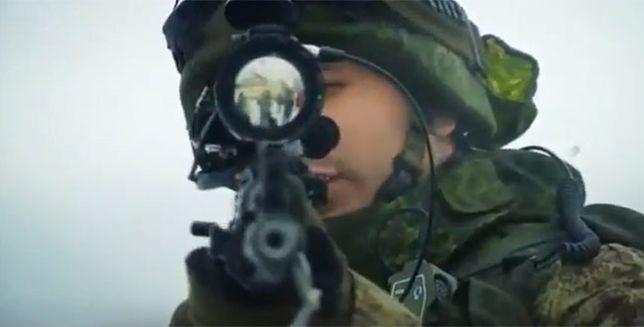 Rosyjski żołnierz przyszłości wkracza do gry!