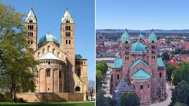 Google Earth usunął krzyże z niemieckich kościołów