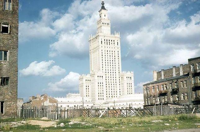 Chcą, by Pałac Kultury wyglądał jak w 1958 roku