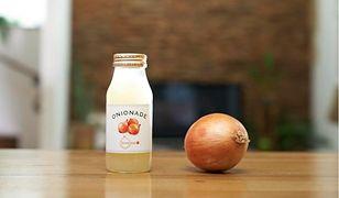Producent zachwala swój sok z cebuli: zdrowy, tani, naturalny
