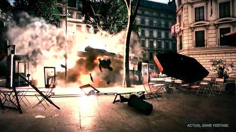 Battlefield 3: wybuchy, wybuchy i wybuchy oraz wybuchy