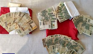 Kobieta oddała oszustom ponad 90 tys. zł