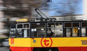 Warszawa. Wagon tramwaju wypadł z torów na Ochocie / foto ilustracyjne wyk. 2020-03-25