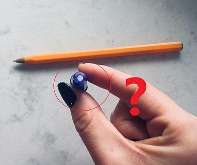 Nie bez powodu, zatyczki od długopisu mają dziurkę.