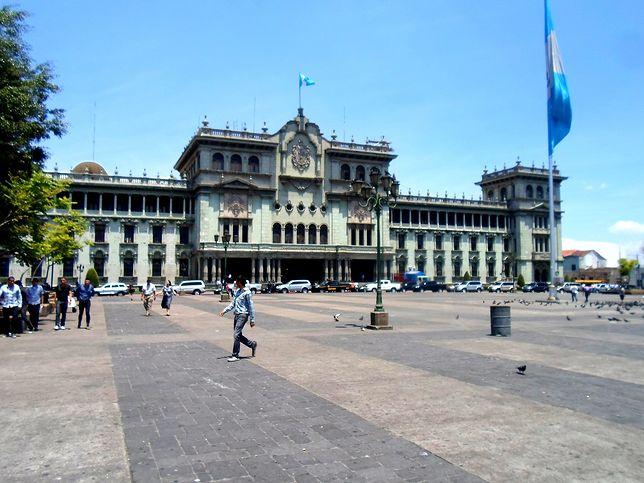 Gwatemala - stolica kraju