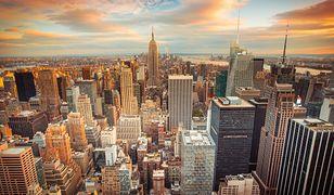 Miasto o największej powierzchni - Nowy Jork, USA