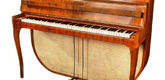Pianino, na którym grał Władysław Szpilman, trafiło do Sosnowca.